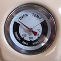 Supreme Oven Door Temperature Gauge