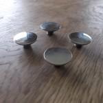 Rayburn chrome hob caps