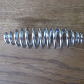 Universal Chrome Spring Handle