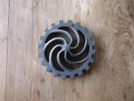 Regent riddling wheel