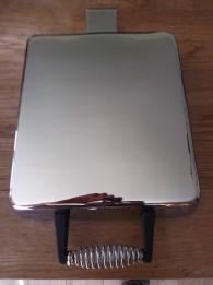 nouvelle chrome lid complete